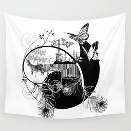 counterbalance Wall Tapestry