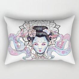 Space Goddess Rectangular Pillow