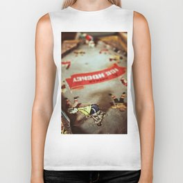Ice Hockey Biker Tank