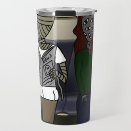Midnight Riders Travel Mug