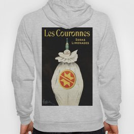 Vintage poster - Les Couronnes Hoody