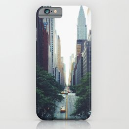 Morning in the Empire iPhone Case