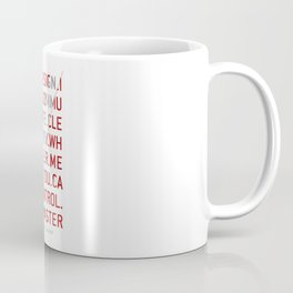 To Design by Milton Glaser Coffee Mug