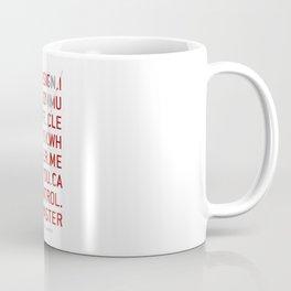 To Design by Milton Glaser Coffee Mug