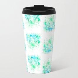 Splashed Ounce by Fernanda Quilici Travel Mug