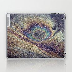 Peacock Oil Laptop & iPad Skin