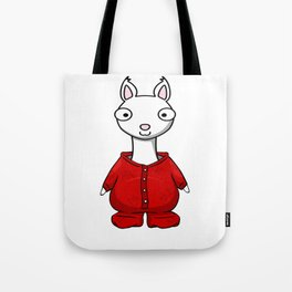 Llama Llama Red Pajama Tote Bag