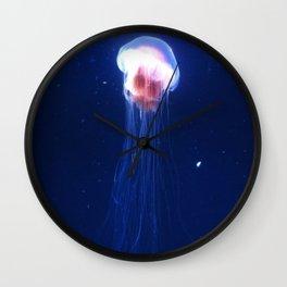 Jelly. Wall Clock