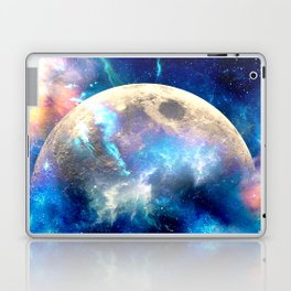 The Other Side of the Moon Laptop & iPad Skin