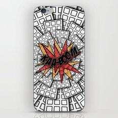KAA-BOOM iPhone & iPod Skin