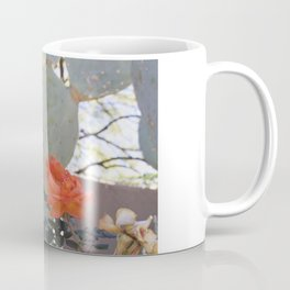 Cactus Rose Coffee Mug
