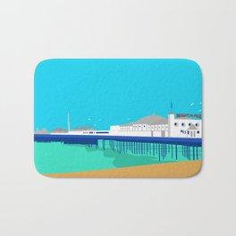 Brighton Pier Bath Mat