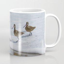 Sandpiper Convention at Malibu Colony Coffee Mug