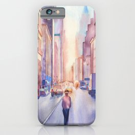 Switch off noise iPhone Case