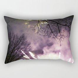 Fireworks at Central Park-NYC Rectangular Pillow