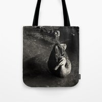 cycle Tote Bags featuring Cycle by brane