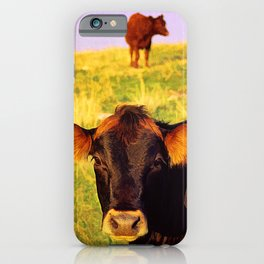 Eat More Chicken iPhone Case