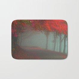 Crimson Path Bath Mat