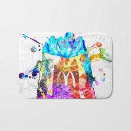 McDonald's Fries Bath Mat
