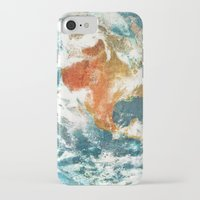 earth iPhone & iPod Cases featuring Earth by Terry Fan