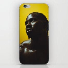 Negro iPhone Skin