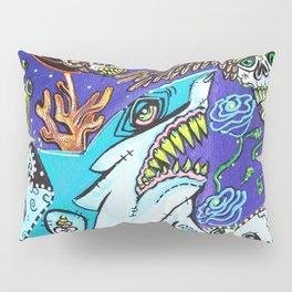 Dark Tide Pillow Sham