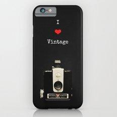 I ♥ Vintage iPhone 6s Slim Case
