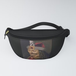 Cool Vlad Tepes since 1431 Dracula Draculea Design Fanny Pack