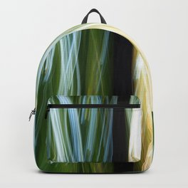 Flora Abstract Backpack