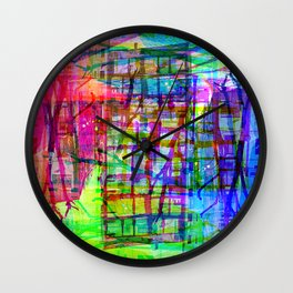 Visually speaking, it's an acknowledgment of lack. [RGB] Wall Clock