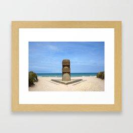 Juno Beach 1 Framed Art Print