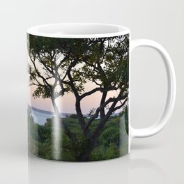 When the Night Sky Touches the Ocean Coffee Mug