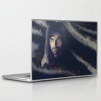 kili Laptop & iPad Skins featuring Kili - The Hobbit the desolation of Smaug (2) by KanaHyde