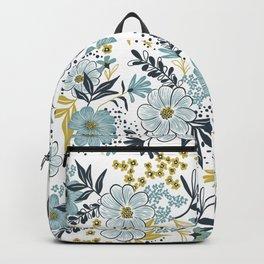 Harper - Dusk Blue Backpack