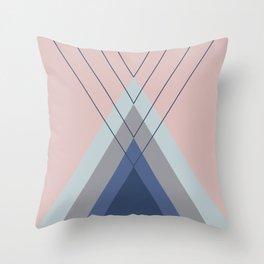 Iglu Pastel Throw Pillow