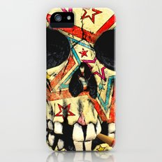 skull iPhone (5, 5s) Slim Case