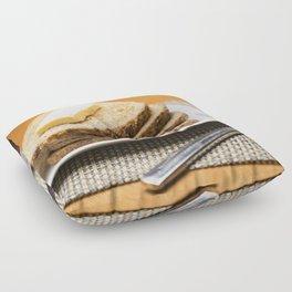 breakfast Floor Pillow
