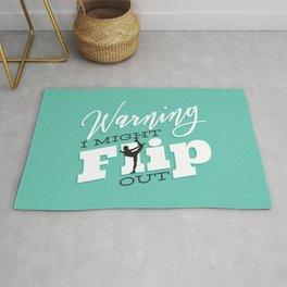 Gymnastic Flip Rug