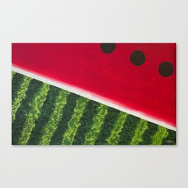 Epitome Of Summer Canvas Print
