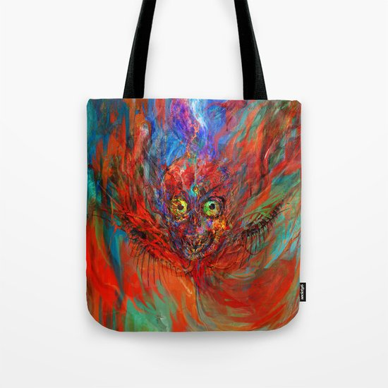 When soul leaves the body Tote Bag