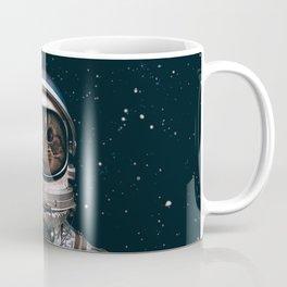 Space catet Coffee Mug