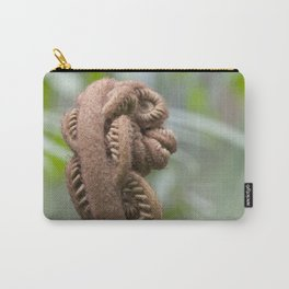 Little Fern Frond Carry-All Pouch