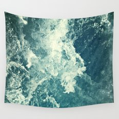 Water III Wall Tapestry
