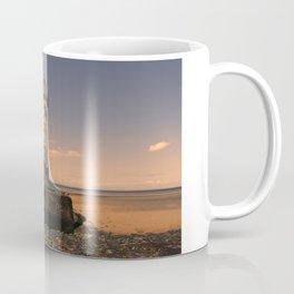 Talacre sunset Coffee Mug