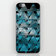 TriangleTracts iPhone & iPod Skin
