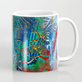 Egyptian wall III Coffee Mug