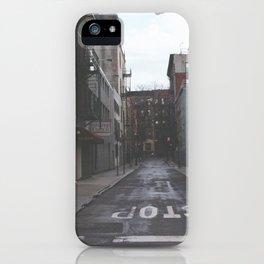 Street of new york iPhone Case