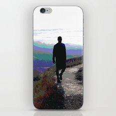 Mountain Path iPhone & iPod Skin