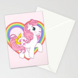 g1 my little pony sundance Stationery Cards