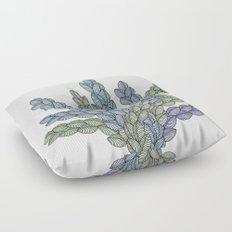 Leaf 11 Floor Pillow